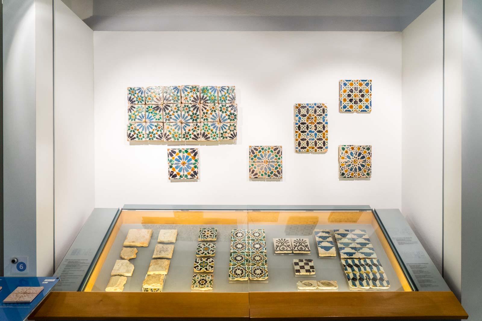 Tile Museum Lisbon, Portugal