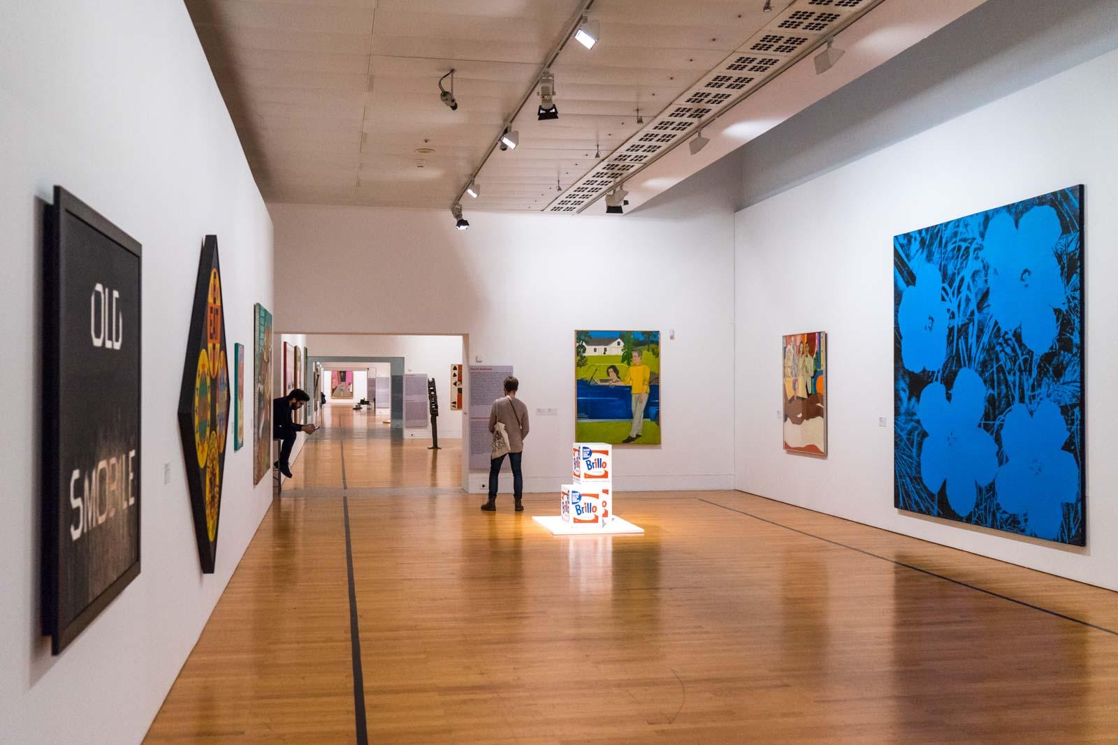 Berardo Collection Museum, Belem, Lisbon, Portugal