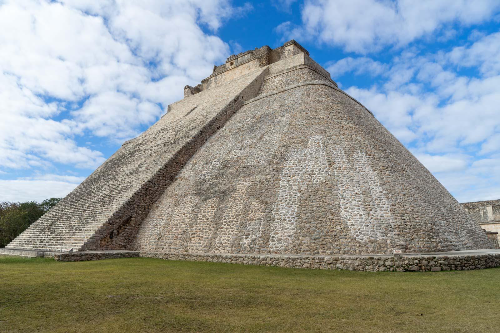 Uxmal ruins, Mayan ruins, Mexico