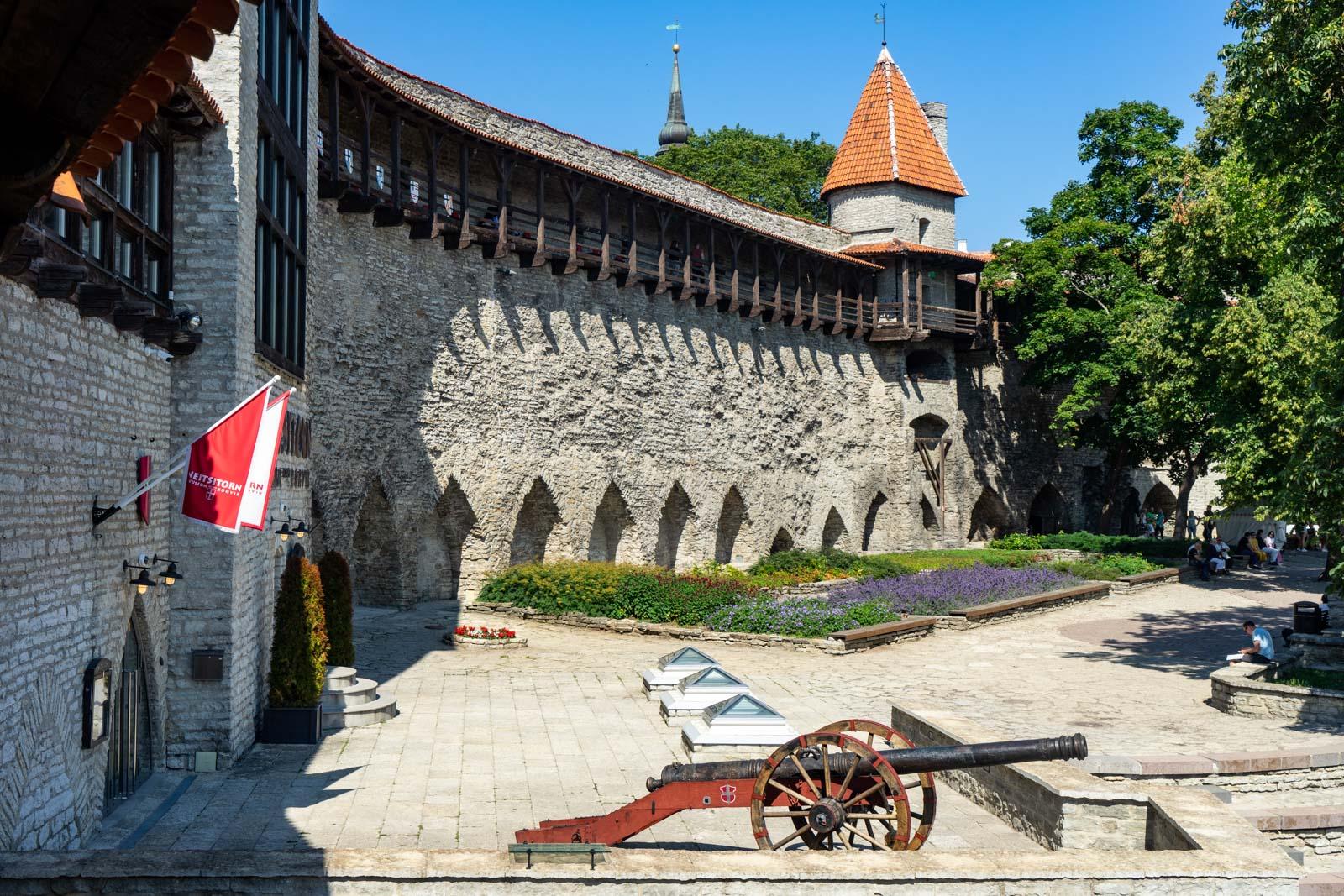 Maiden's Tower, Tallinn, Estonia