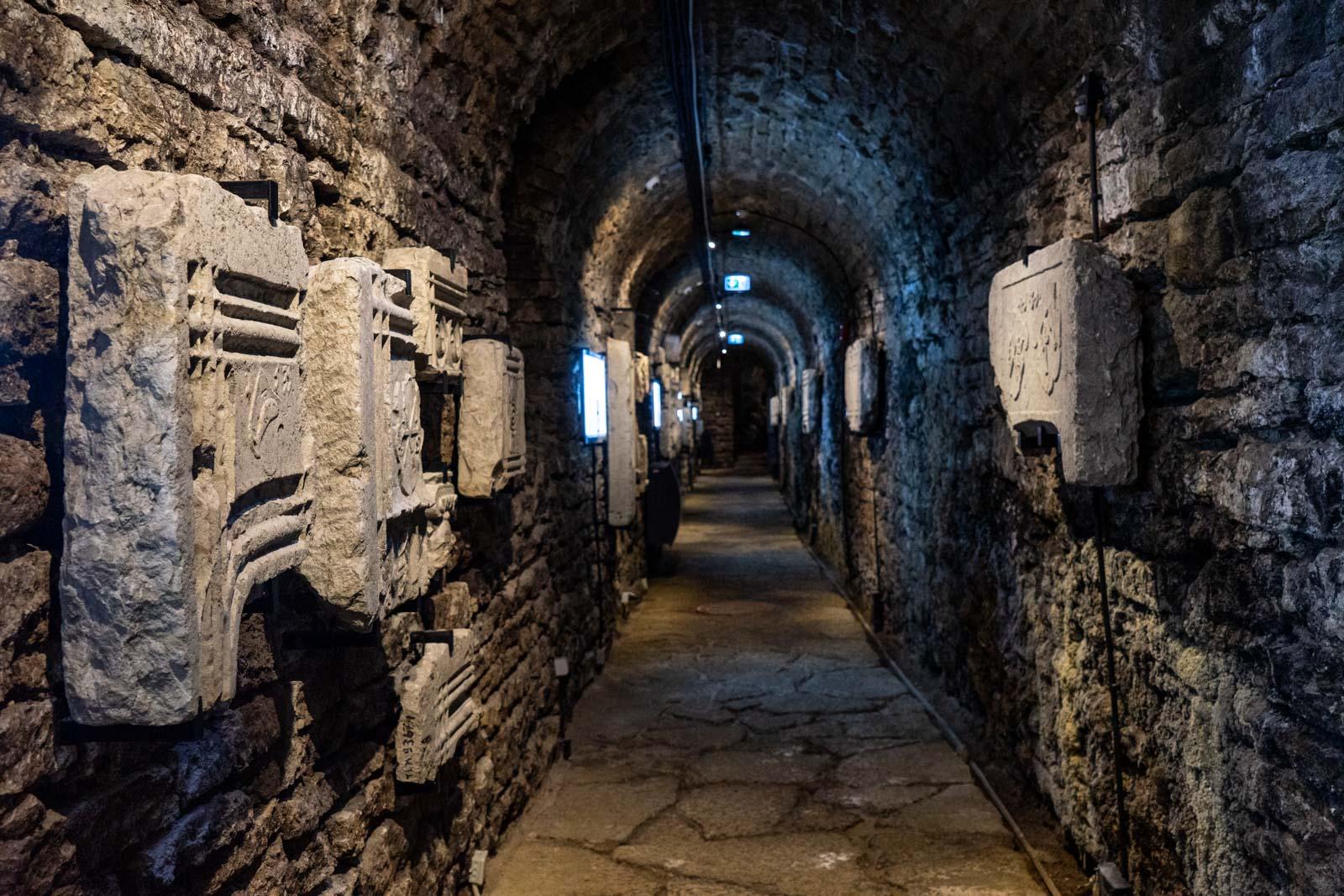 Carved Stone Museum, Tallinn, Estonia