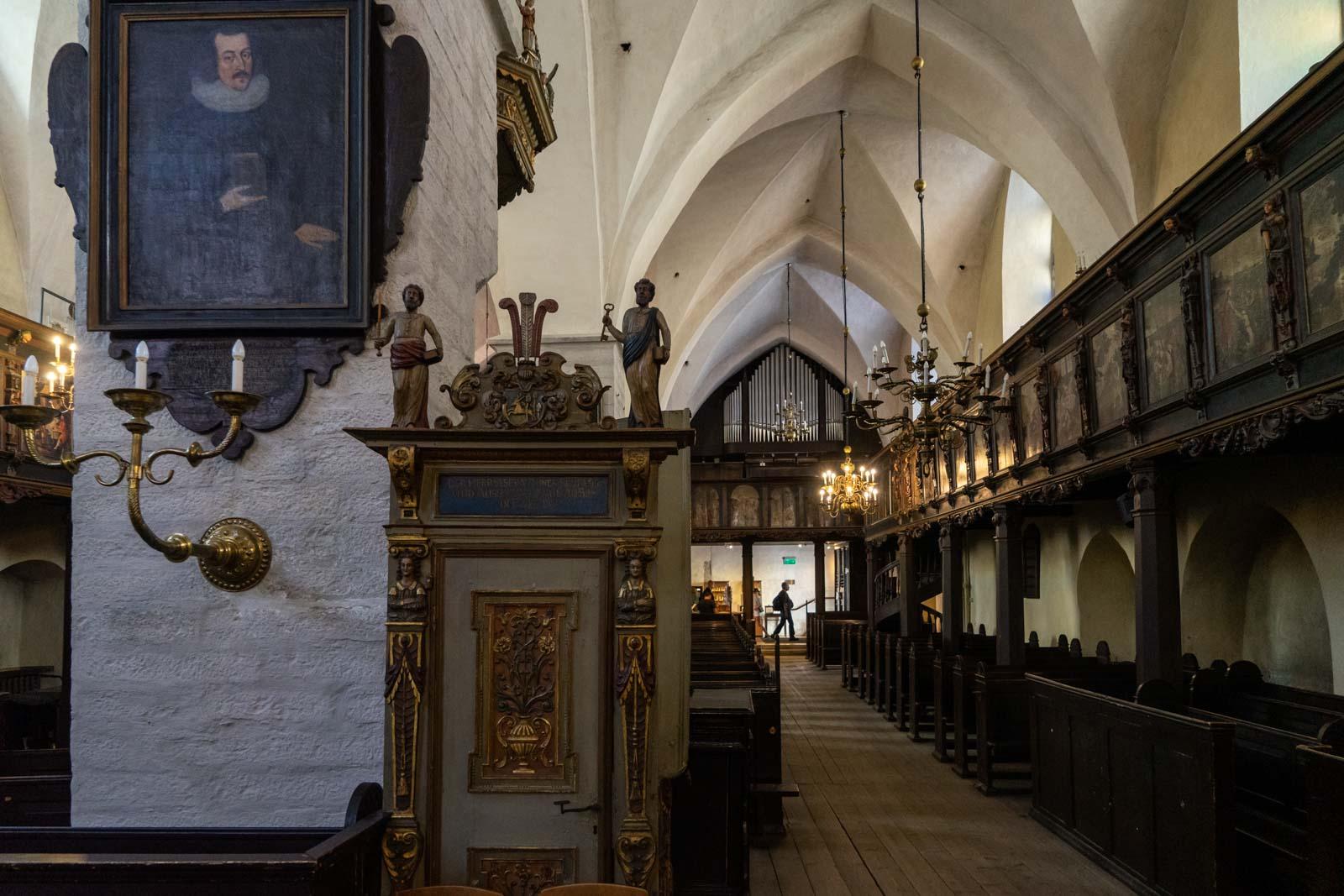 Holy Spirit Church, Tallinn, Estonia