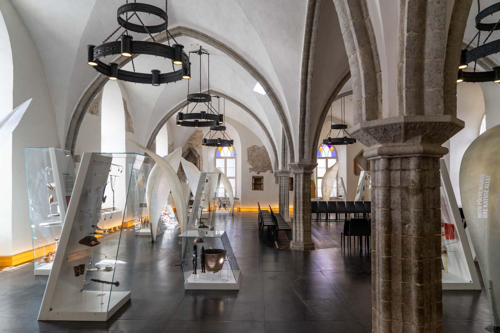 Estonian History Museum - Great Guild Hall, Tallinn, Estonia