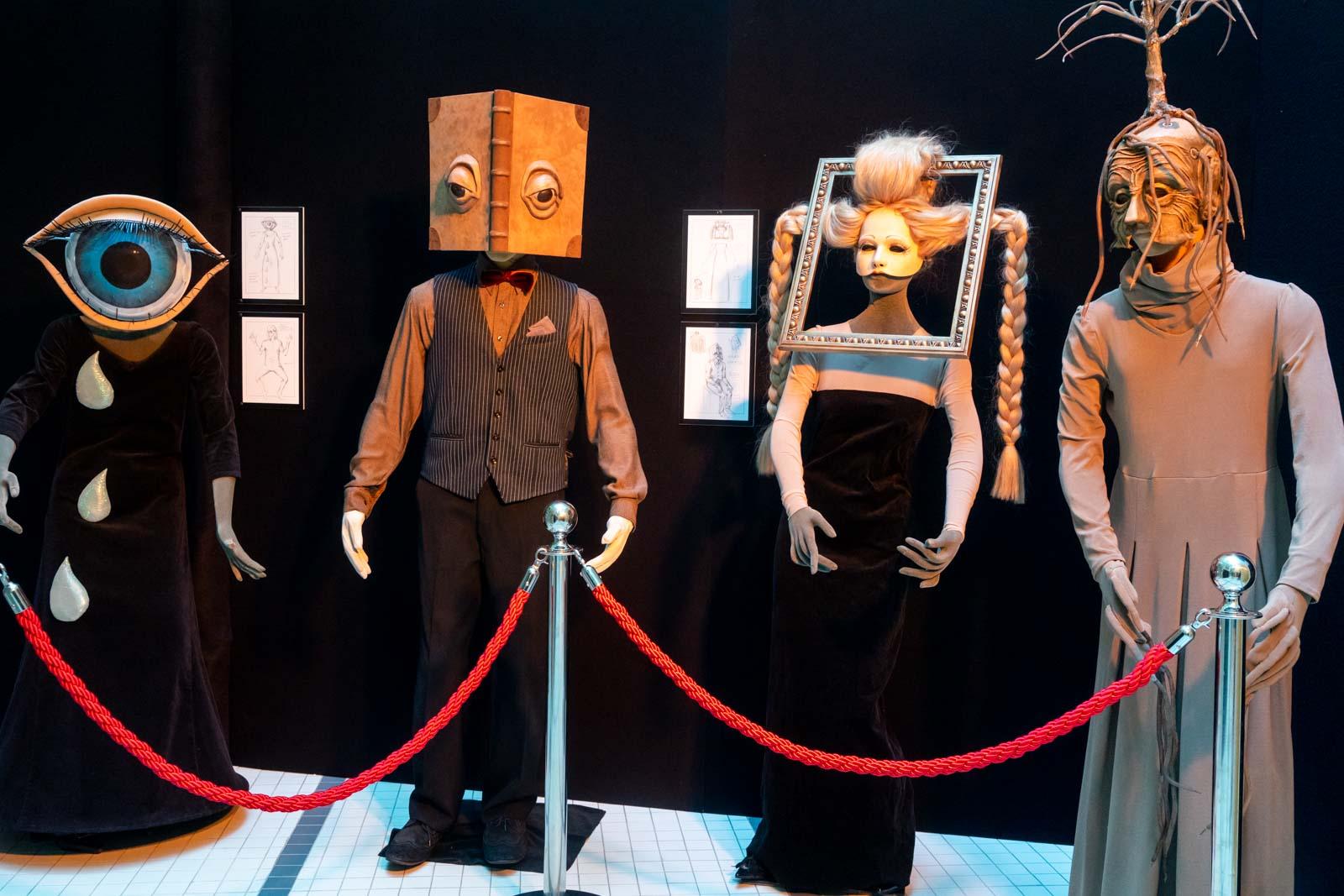 NUKU Museum of Puppet Arts, Tallinn, Estonia