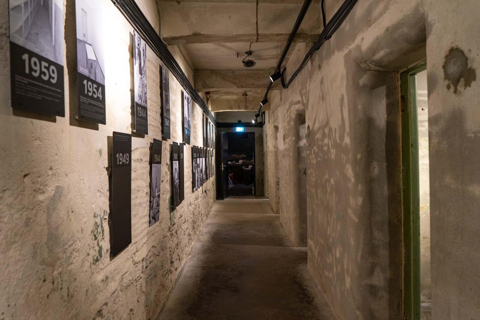 KGB Prison Cells, Tallinn, Estonia