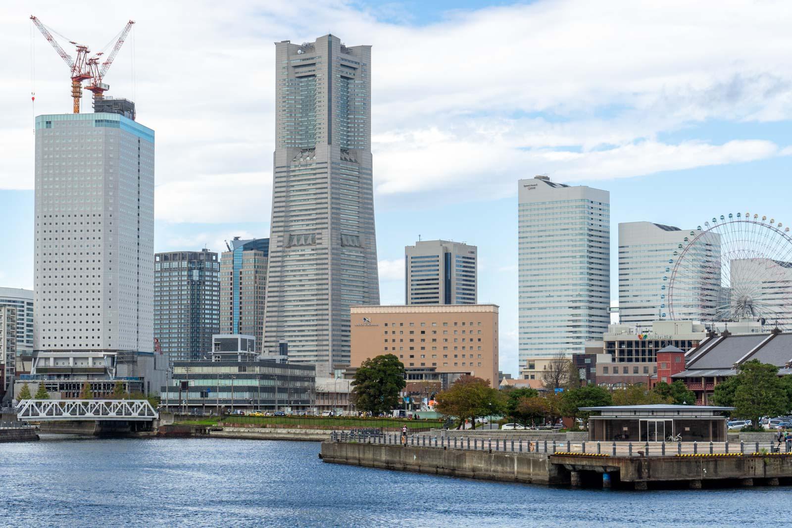 Landmark Tower, Yokohama, Japan