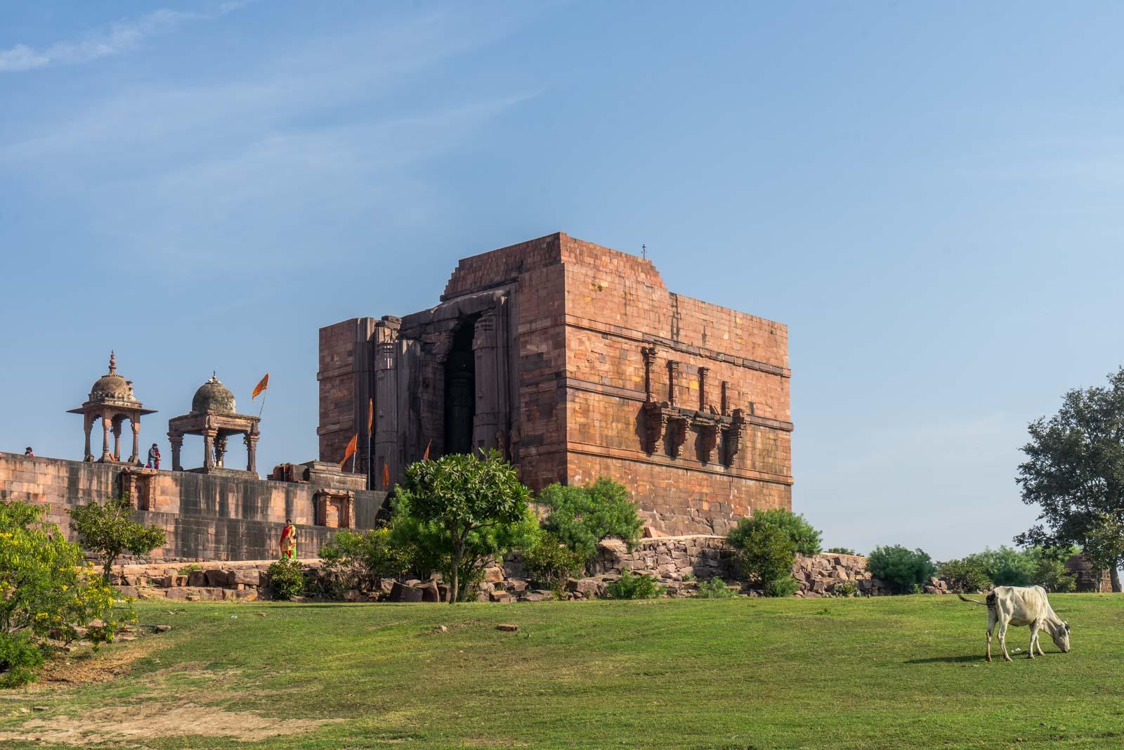 Bhojeshwar Temple, Bhopal, India