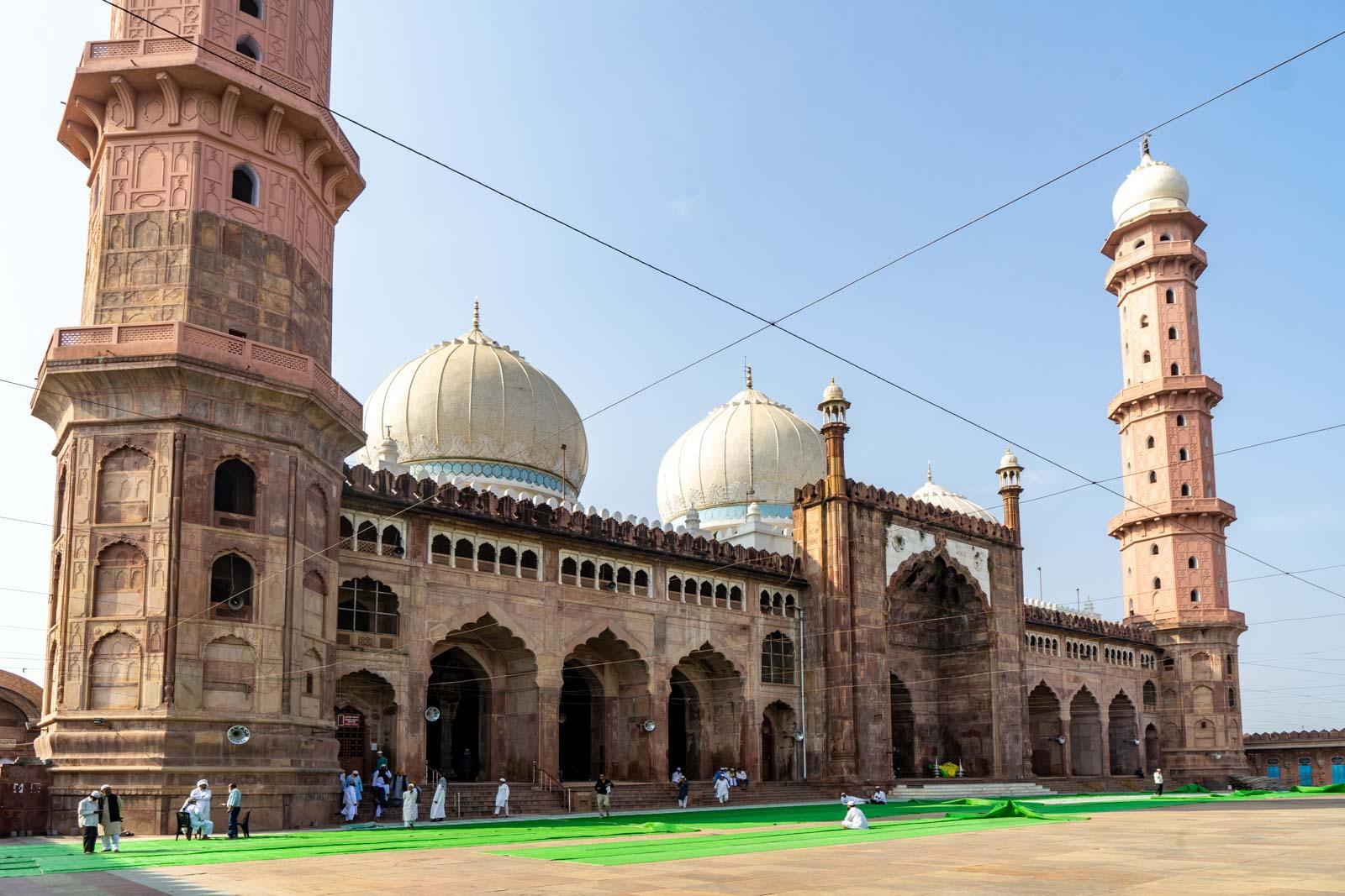 Taj-ul-Masajid mosque, Bhopal, India
