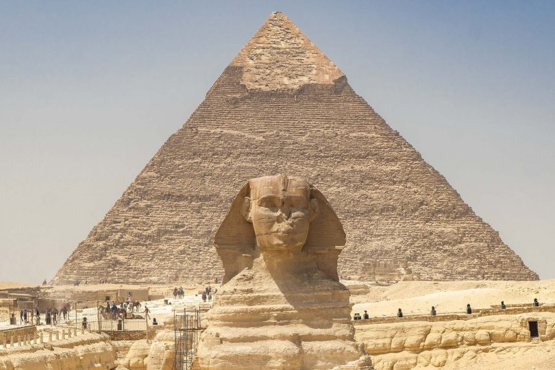 G Adventures Egypt Upgraded tour
