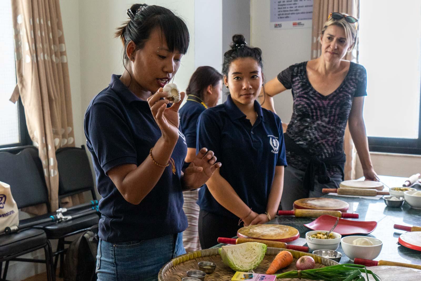 SASANE Sisterhood of Survivors, Kathmandu, Nepal