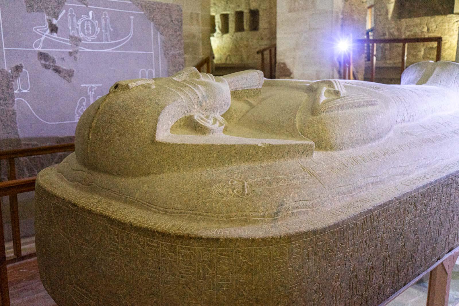 Tomb of Merenptah (KV8), Valley of the Kings, Egypt