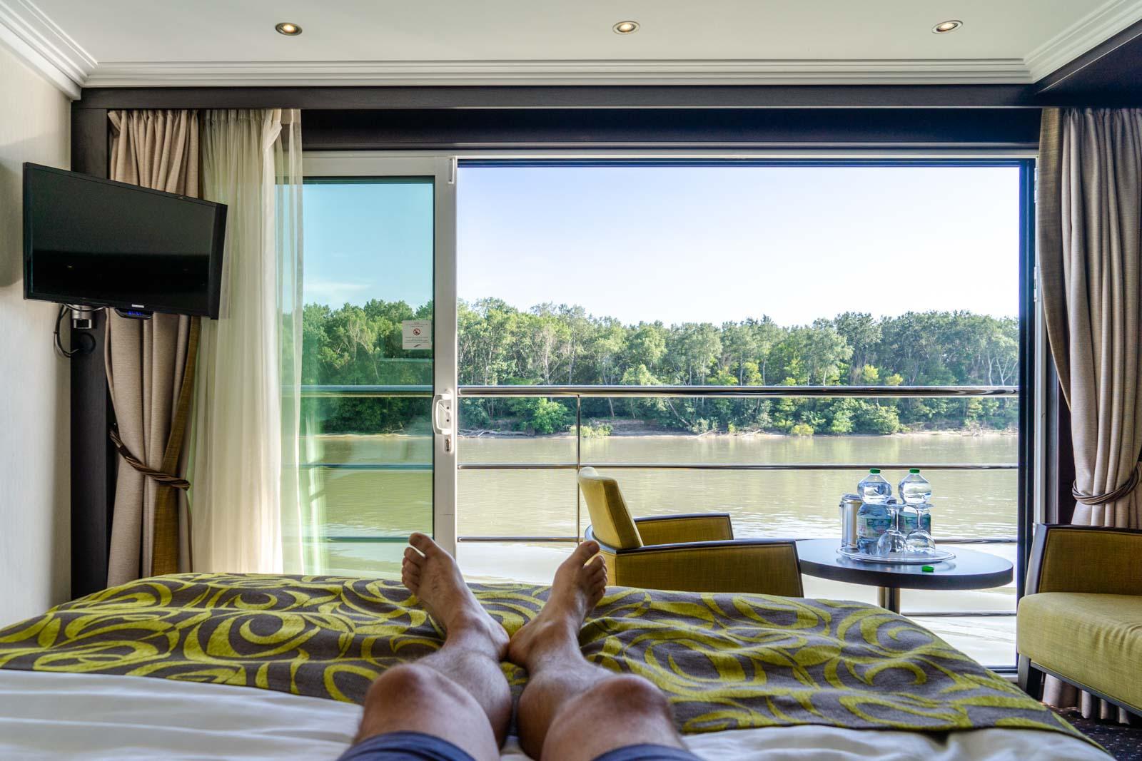 Avalon Waterways ship