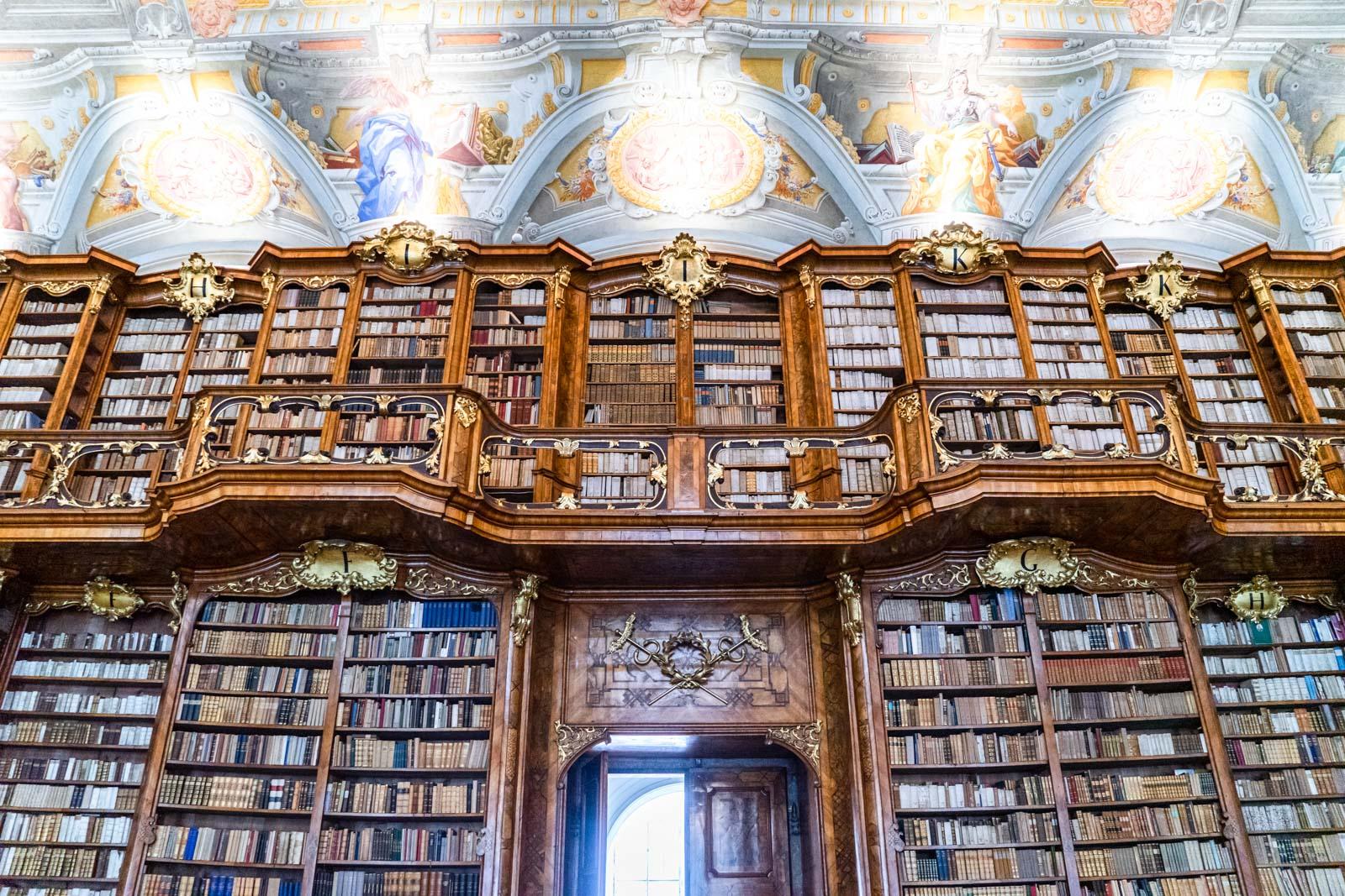 St Florian Monastery Library, Austria
