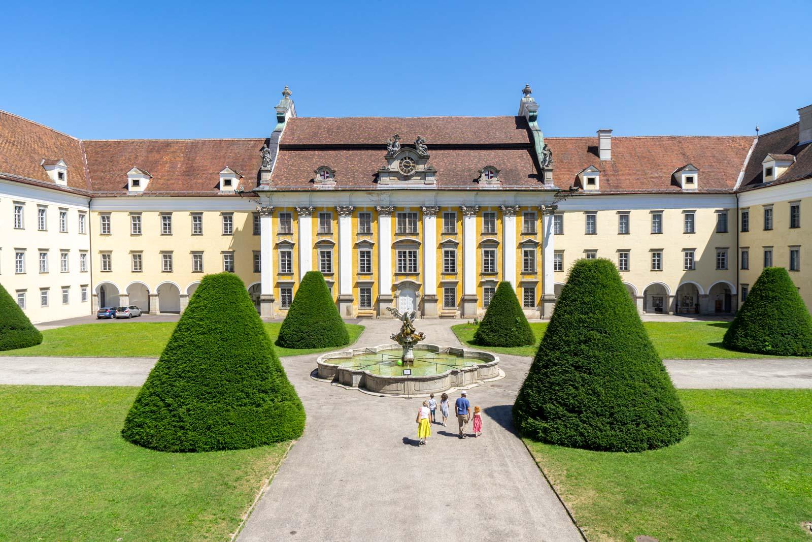 St Florian Monastery, Austria