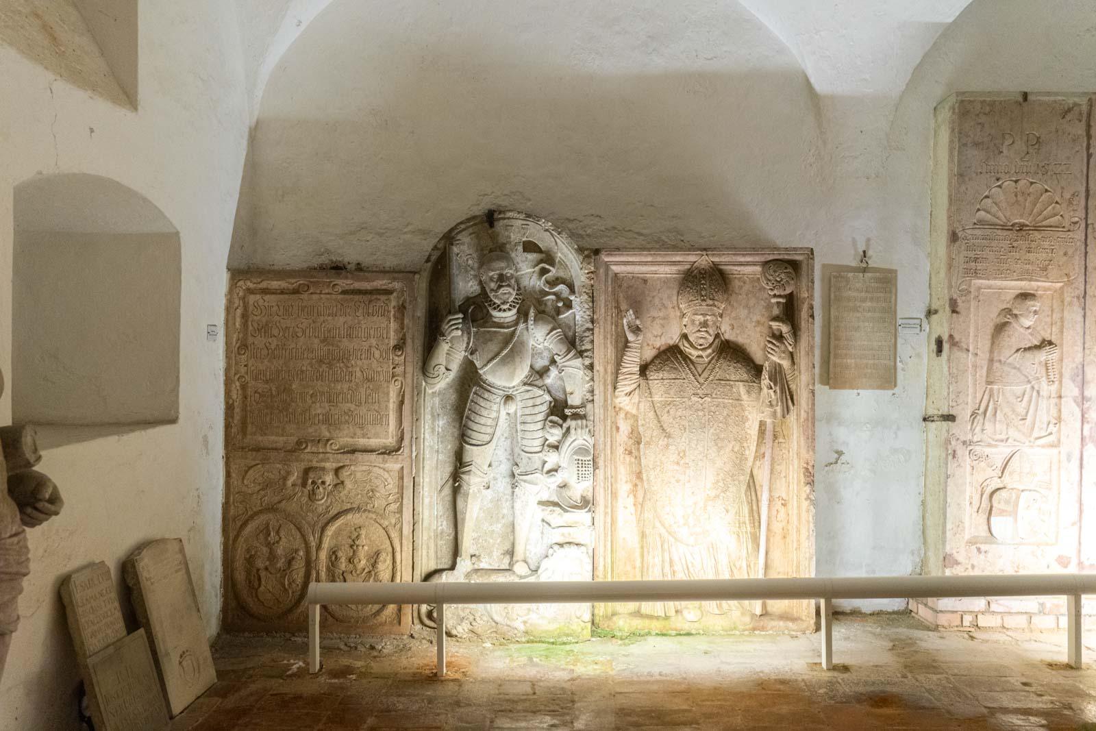 St Florian Monastery Crypt, Austria