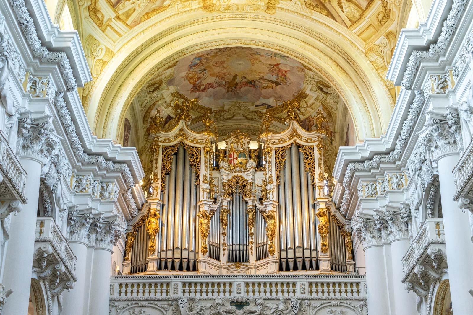 St Florian Monastery Basilica, Austria
