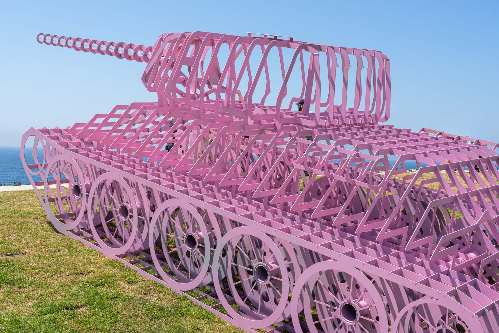 Sculpture by the Sea Bondi 2019