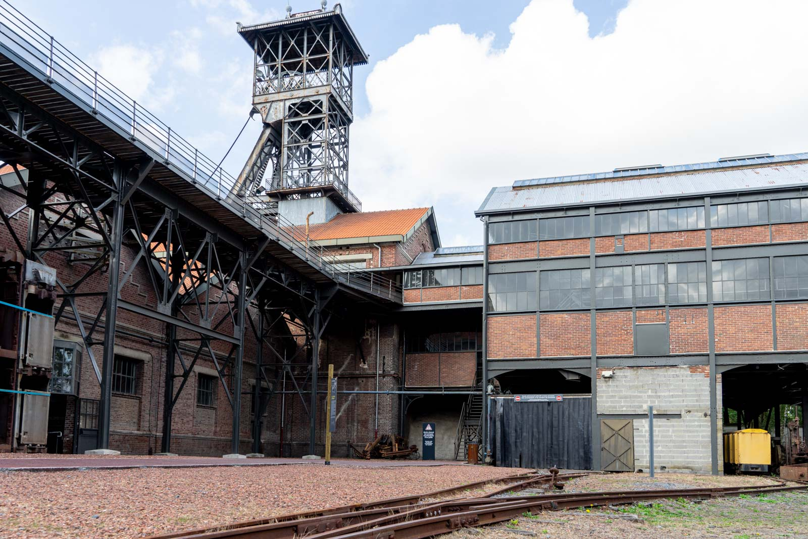 Mining History Centre in Lewarde