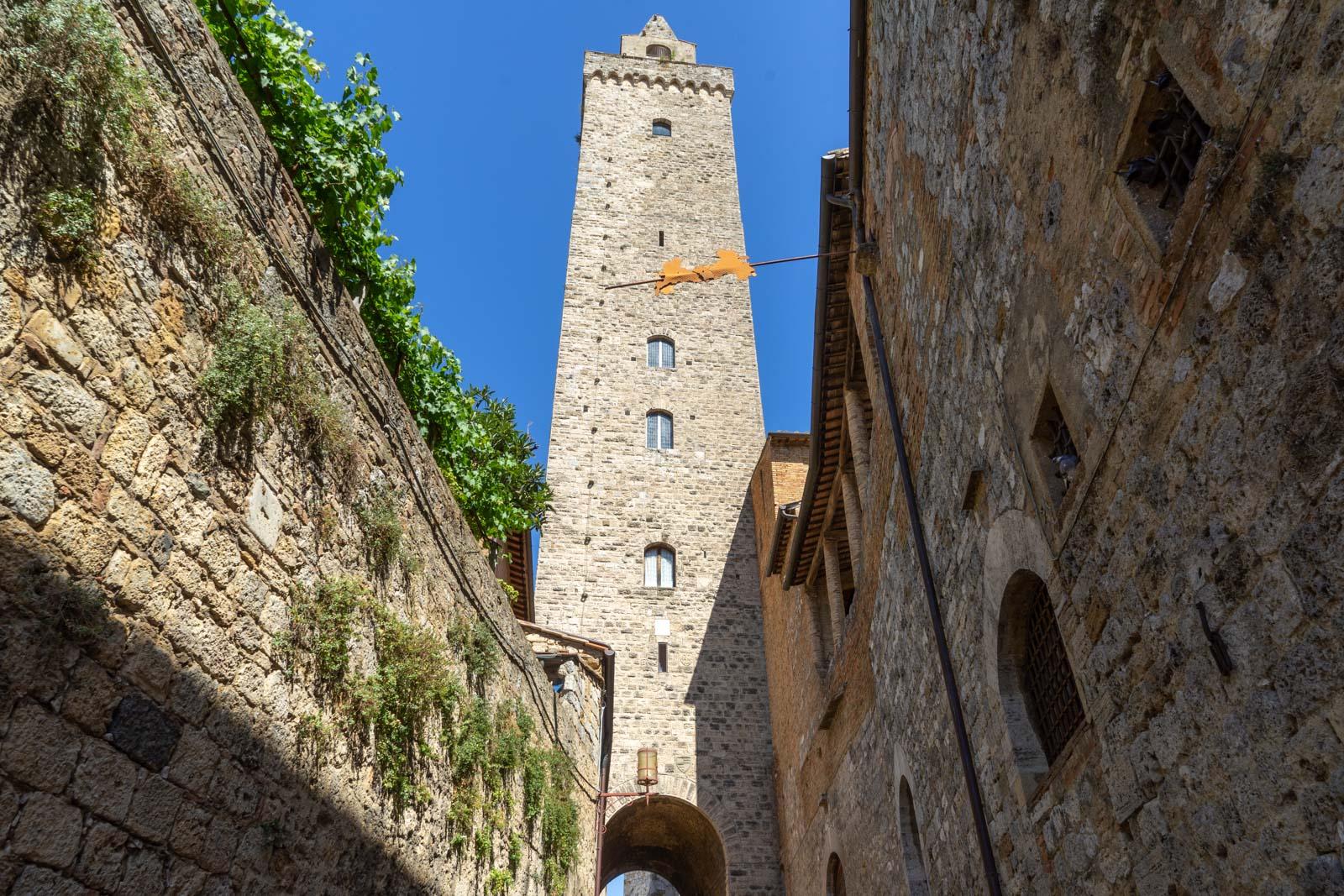 Torre Grossa, San Gimignano