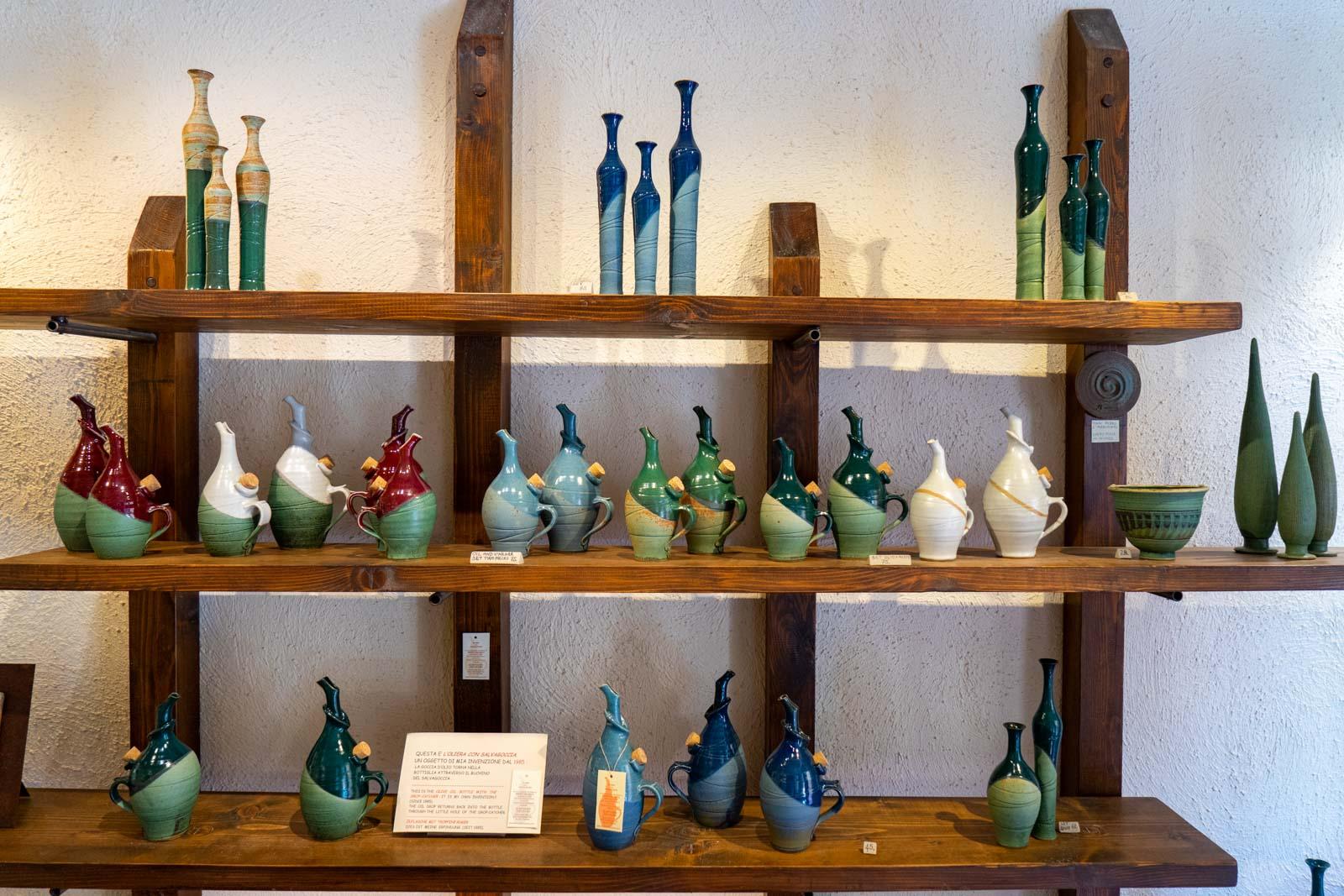 Balducci Ceramica, San Gimignano