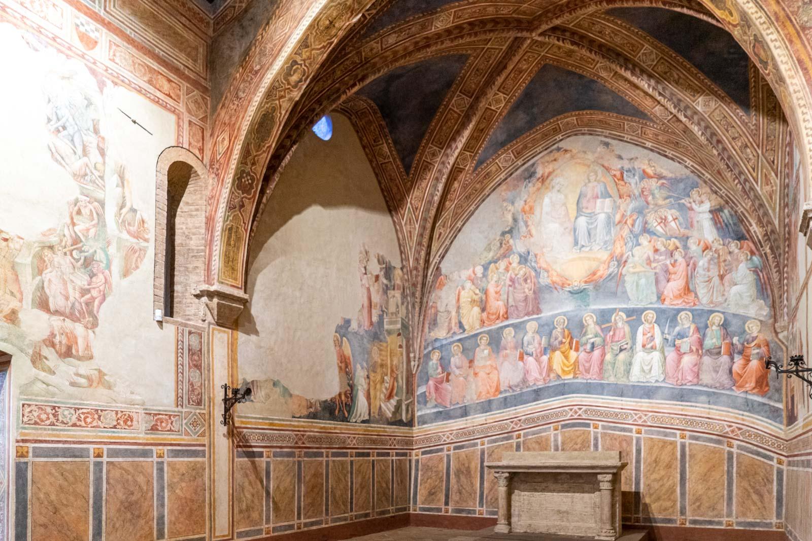 Church of San Lorenzo in Ponte, San Gimignano