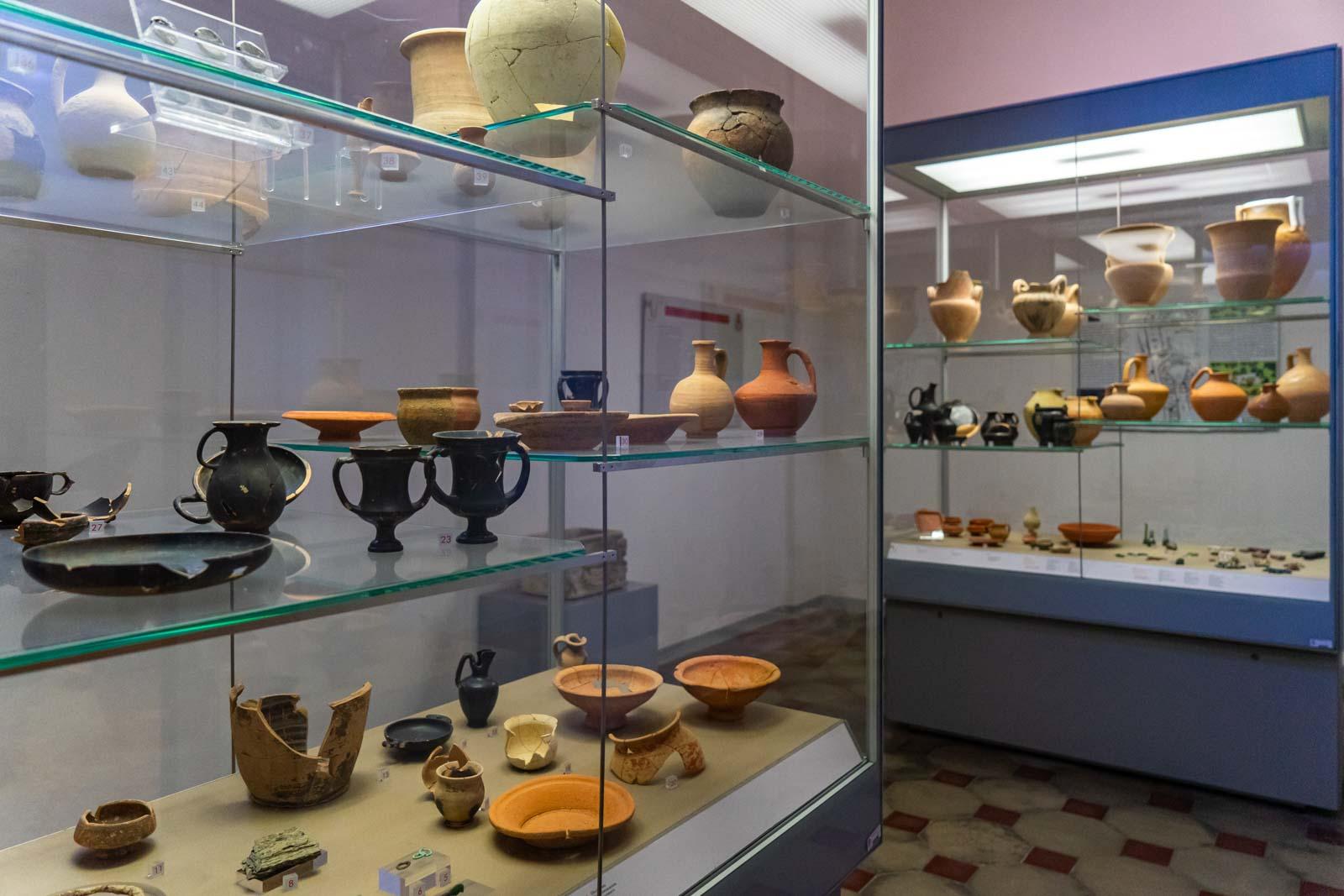 Archeological Museum, San Gimignano