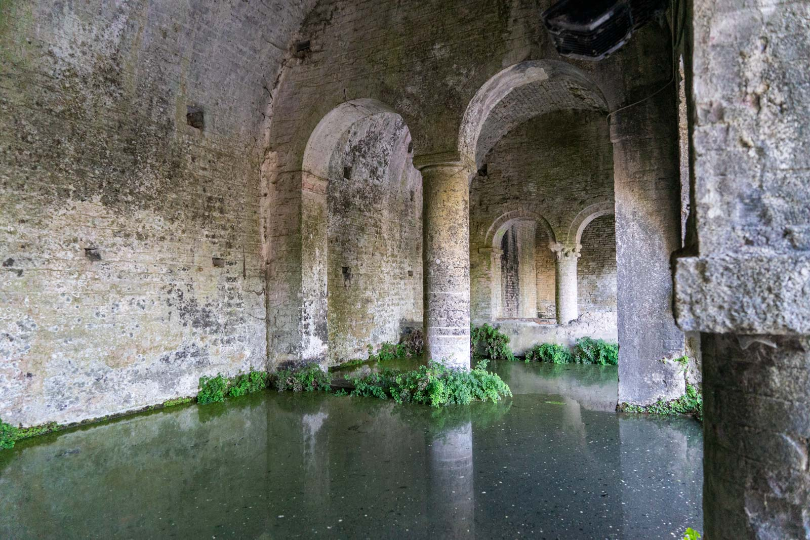 Medieval Fountain, San Gimignano