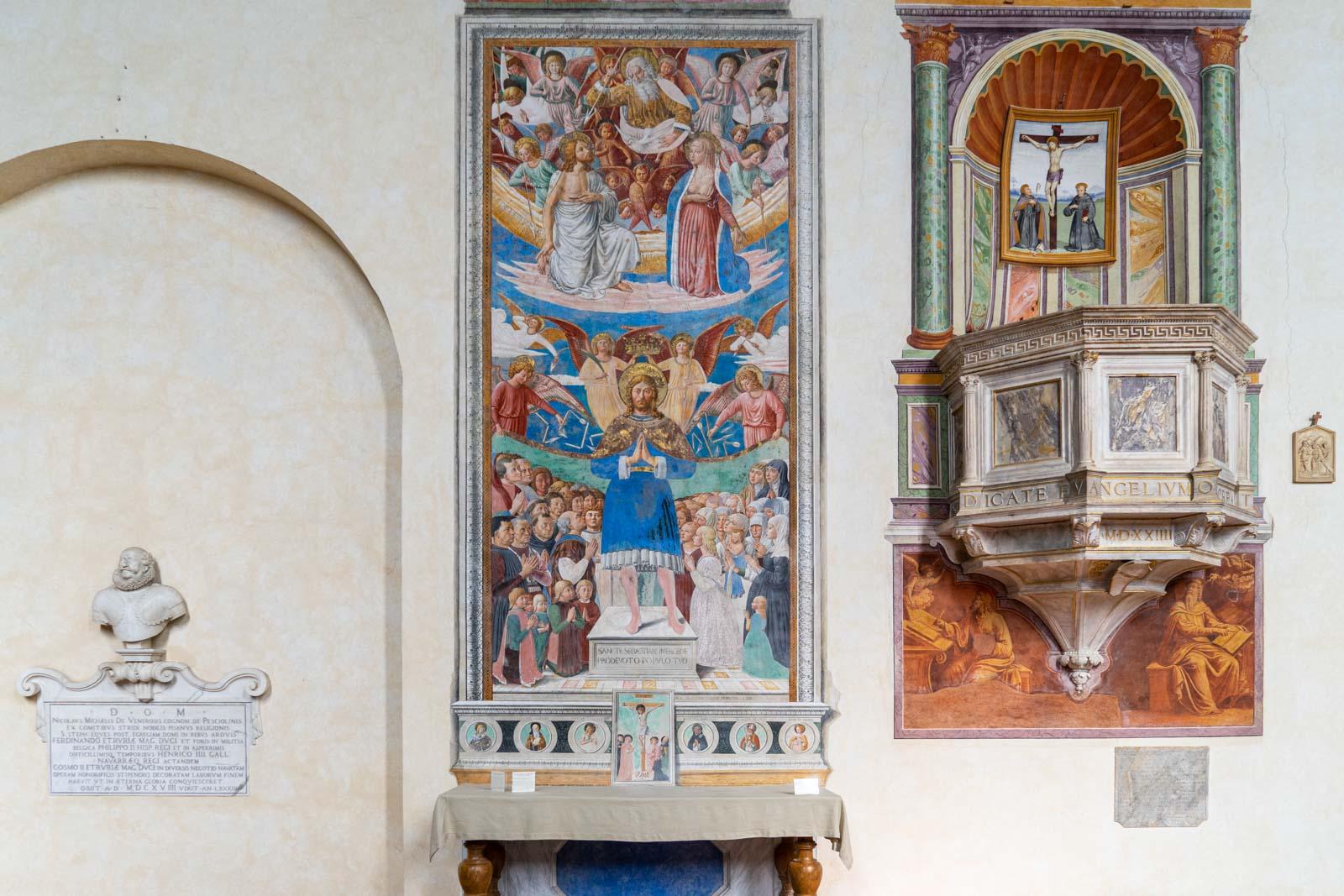 Church of Sant'Agostino, San Gimignano
