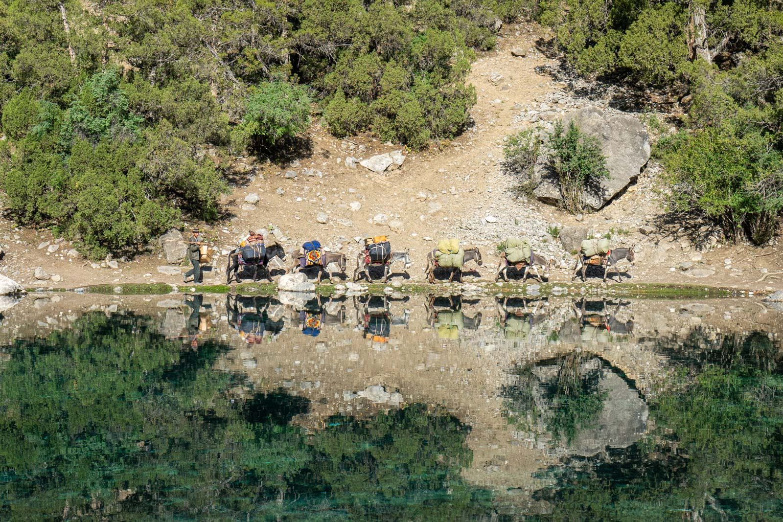 Lakes Loop Trek, Fann Mountains, Tajikistan
