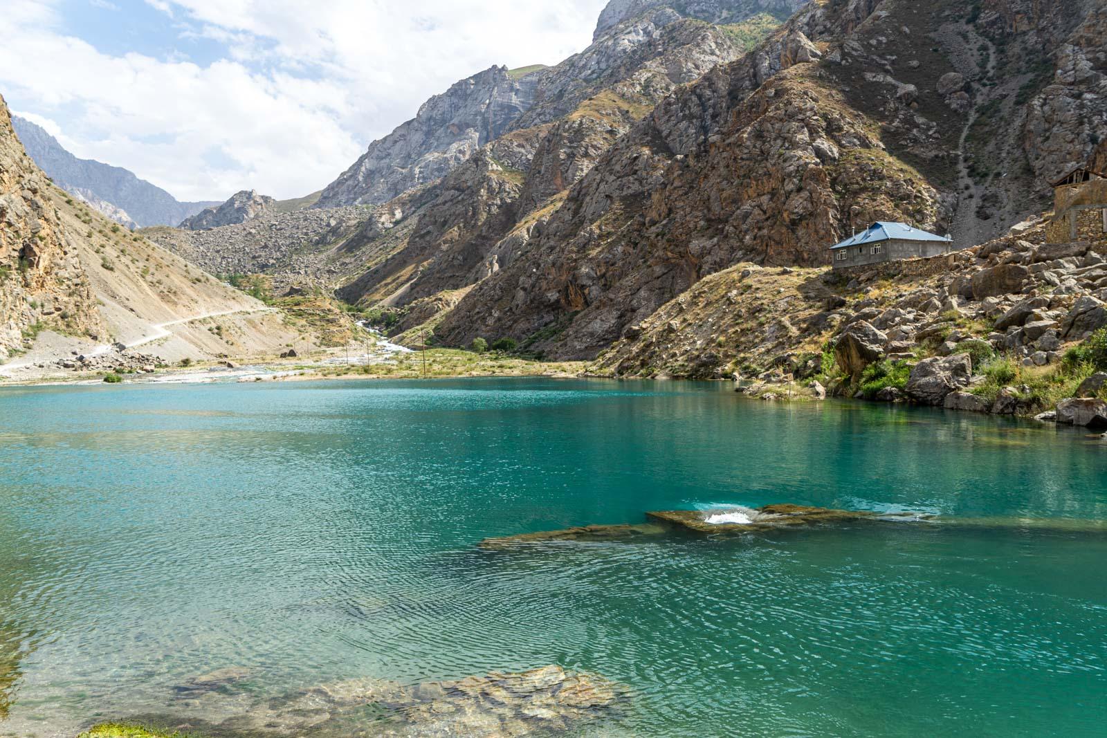 Seven Lakes, Haft-Kul, Tajikistan