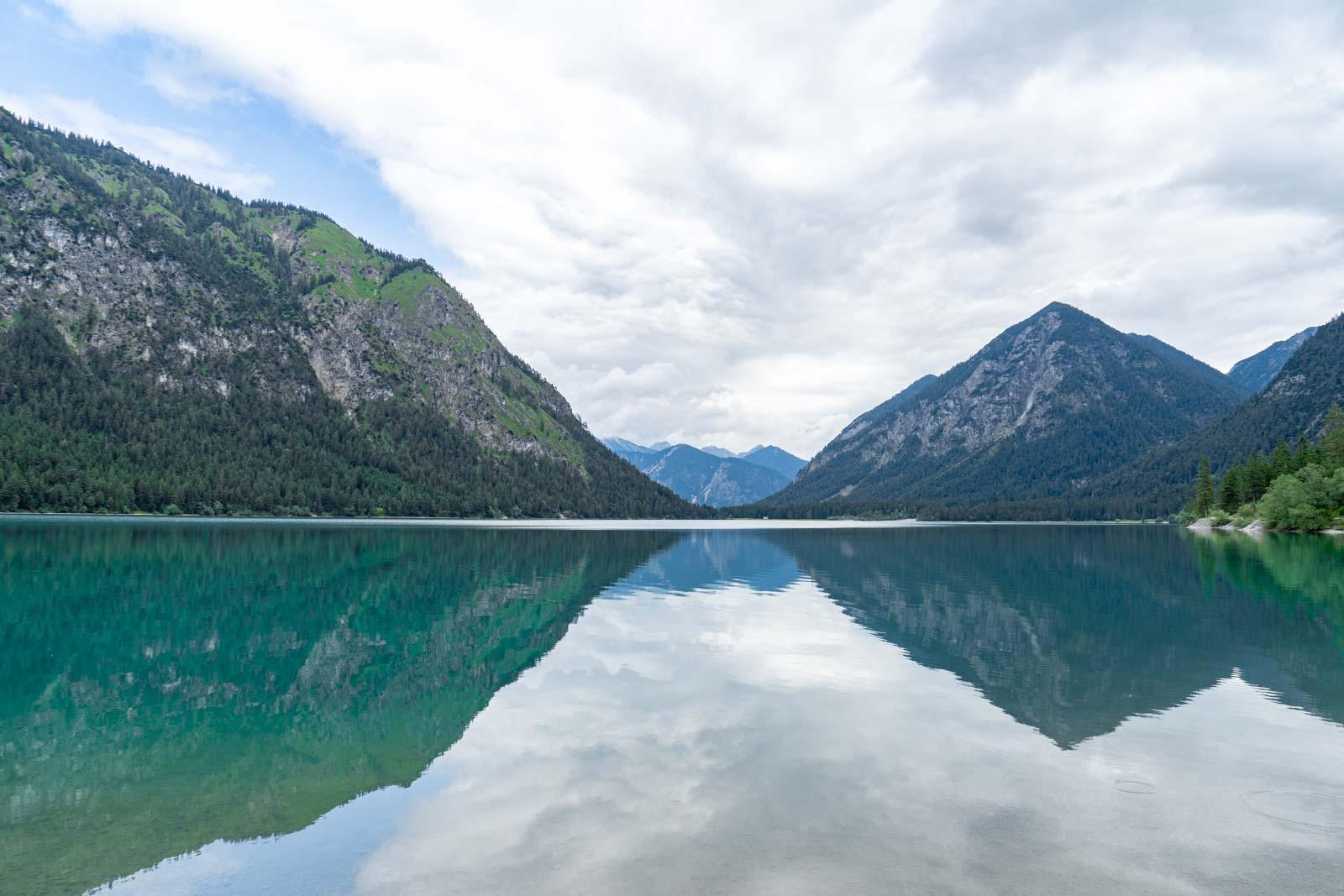 Heiterwangersee Lake, Tirol, Austria