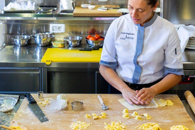 Casa Artusi Cooking School, Italy