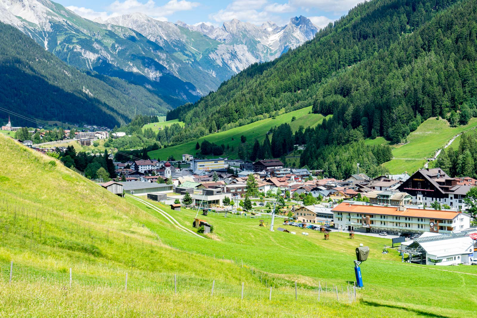 Things to do in St Anton in summer, Tirol, Austria