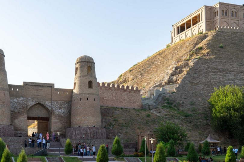 Visit Hisor Fortress from Dushanbe